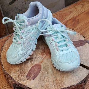 Girl's Reebok Tennis Shoes Size 11